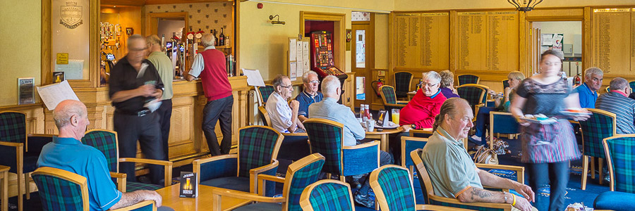 Tulliallan Golf Course Clubhouse
