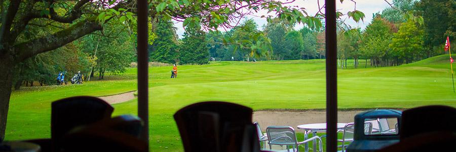 Tulliallan Golf Course Clubhouse