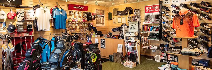Tulliallan Golf Pro Shop